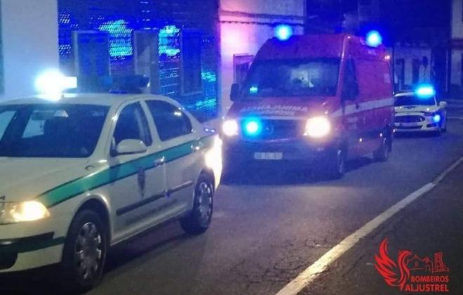 Bombeiros de Aljustrel iniciam o ano a reverter paragem cardiorrespiratória
