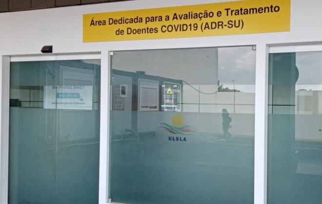 Hospital do Litoral Alentejano com 12 doentes Covid-19 internados