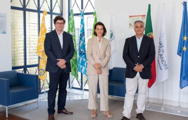 Águas de Santo André atribui apoios em 2020, num valor global de 75 mil euros