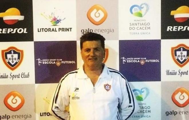 Pedro Duarte regressa ao União de Santiago do Cacém