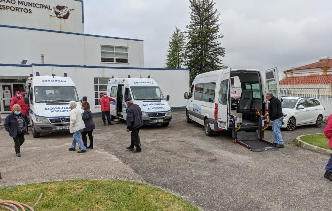 Mais 318 pessoas vacinadas contra a Covid-19 em Alcácer do Sal