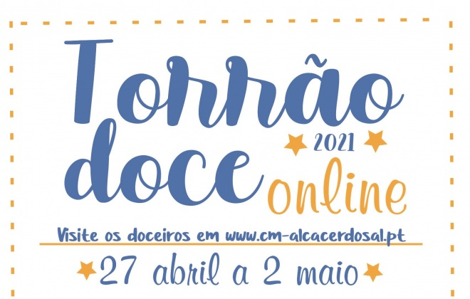 Torrão Doce online decorre de 27 de abril a 2 de maio