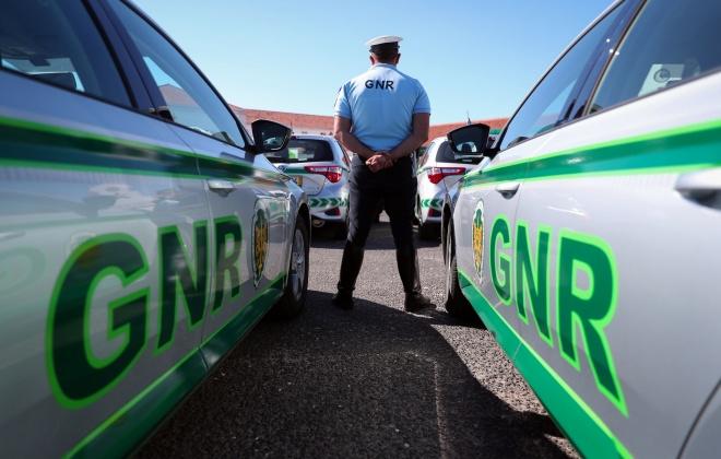 GNR recebe 110 novas viaturas num investimento de mais de três milhões de euros