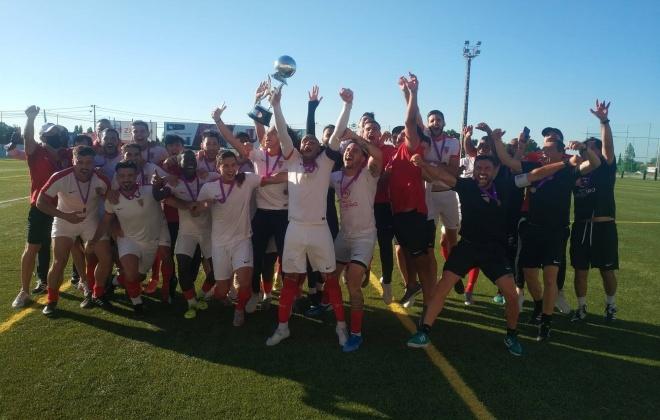 Barreirense sagrou-se campeão da 1.ª divisão da A.F. de Setúbal