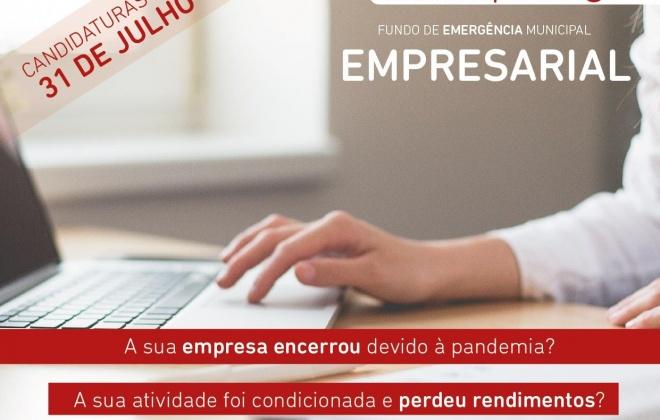 Município de Odemira reabre fase de candidaturas a fundo de apoio ao comércio e serviços