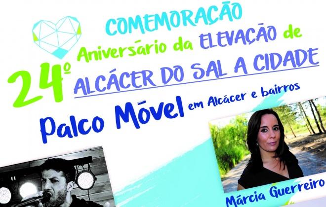Alcácer do Sal celebra 24 anos de elevação a cidade