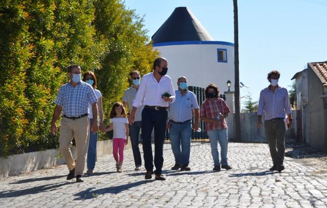 Presidência na Freguesia de São Francisco da Serra encerra ciclo de visitas pelo concelho de santiago do Cacém