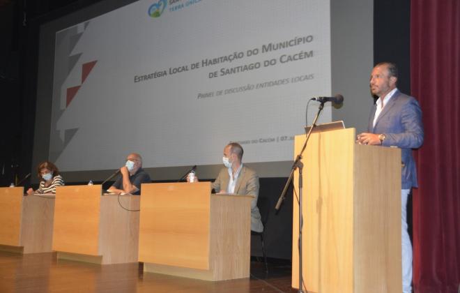 Município de Santiago do Cacém prepara Estratégia Local de Habitação
