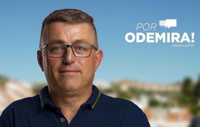 Autárquicas2021: Luís Oliveira é o candidato do PS à Freguesia de São Salvador e Santa Maria