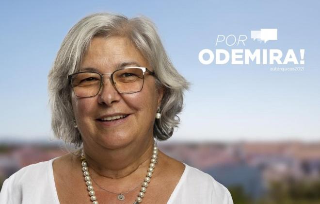 Autárquicas2021: Maria da Glória Pacheco é a candidata do PS à Junta de Freguesia de Longueira/Almograve