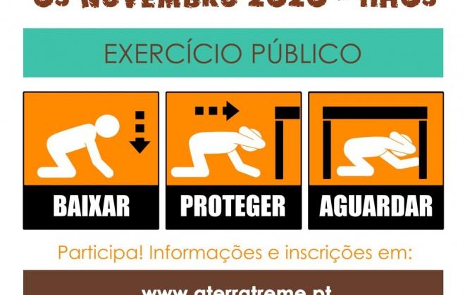 Dia 5 de novembro realiza-se mais uma edição do A TERRA TREME