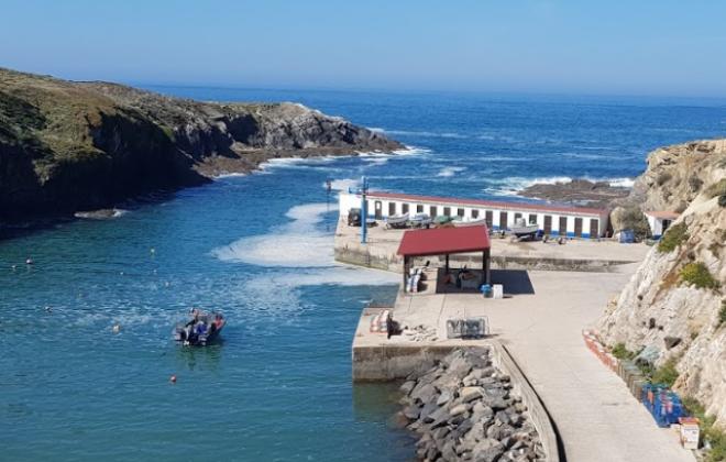 Capitania do Porto de Sines alerta para o agravamento das condições do mar na costa alentejana