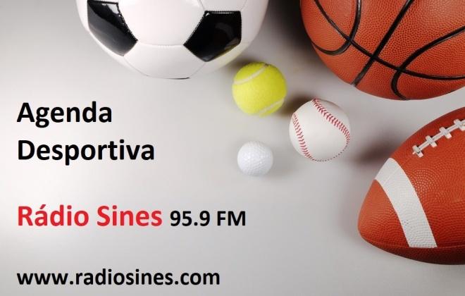Agenda desportiva para os dias 21 e 22 de novembro de 2020 (com áudios)