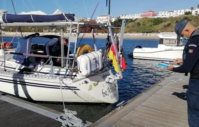 Orcas atacam veleiro ao largo de Sines