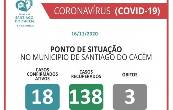 Covid-19 provoca terceira morte em Santiago do Cacém