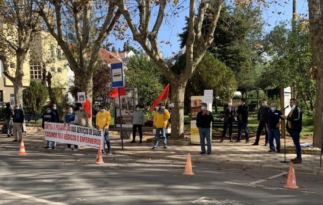Partido Comunista Português (PCP) defende o reforço do Serviço Nacional de Saúde