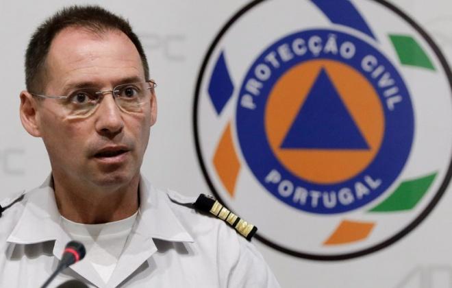 Comandante José Duarte da Costa é o novo presidente da Autoridade Nacional de Proteção Civil