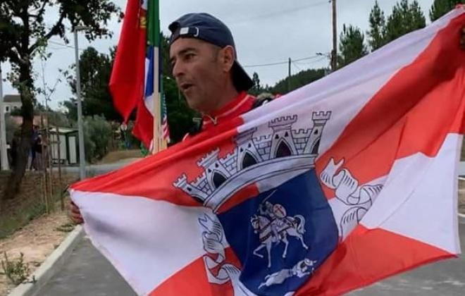 Luís Matos terminou a PT 281+ ULTRAMARATHON em 62 horas e 20 minutos