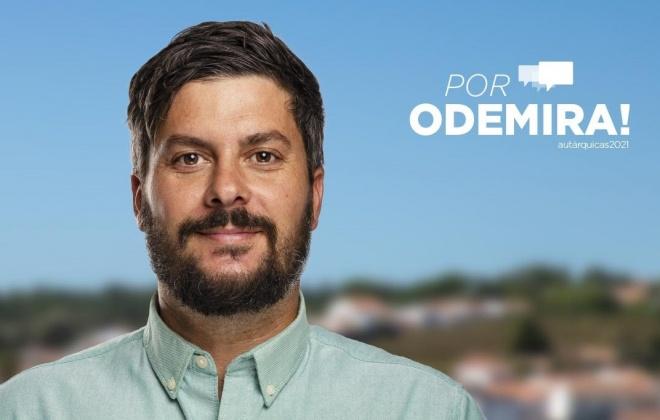 Autárquicas2021: Dário Guerreiro é o candidato do PS à Junta de Freguesia de São Teotónio